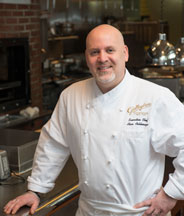 Alan Ashkinaze Executive Chef
