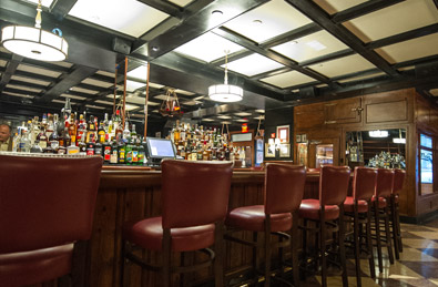 The iconic Gallaghers Bar